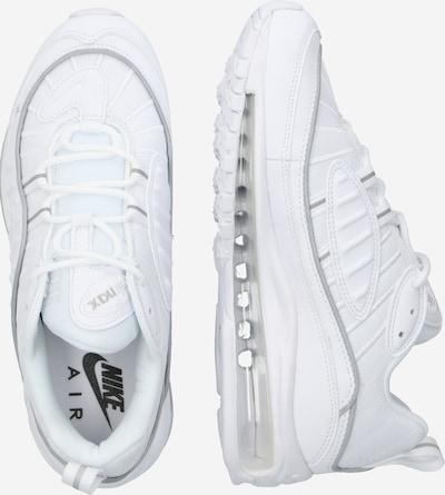 Nike Sportswear Sneakers laag 'Air Max 98' in de kleur Wit: Zijaanzicht
