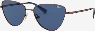 VOGUE Eyewear Sonnenbrille in blau, Produktansicht