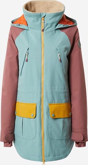 BURTON Zunanja jakna 'Prowess' | rjava / rumena barva, Prikaz izdelka