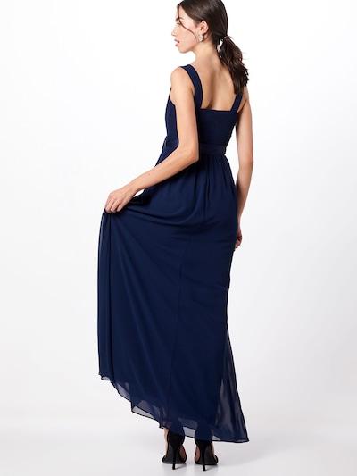 Vakarinė suknelė iš Dorothy Perkins , spalva - tamsiai mėlyna: Vaizdas iš galinės pusės