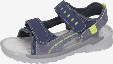 RICOSTA Sandals & Slippers in Blue