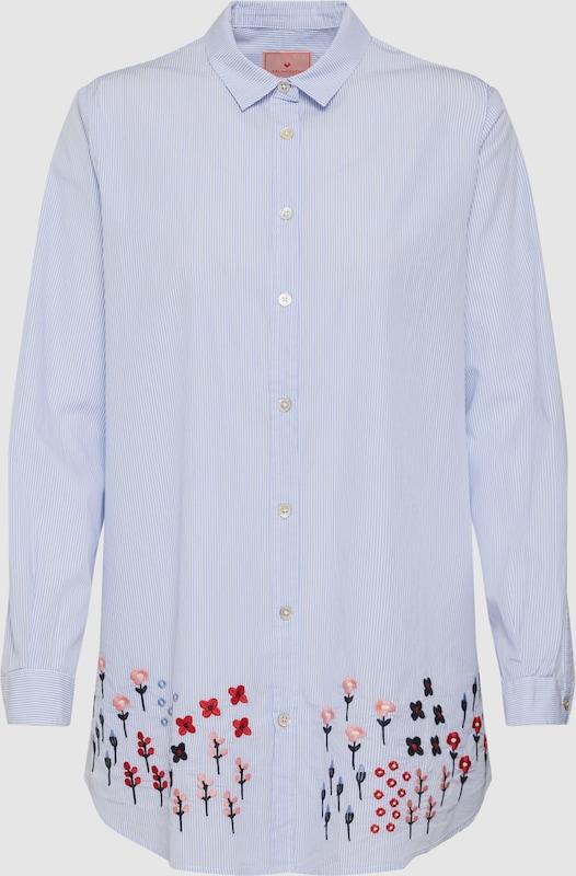 LIEBLINGSSTÜCK Blause in hellblau  Markenkleidung für Männer und Frauen