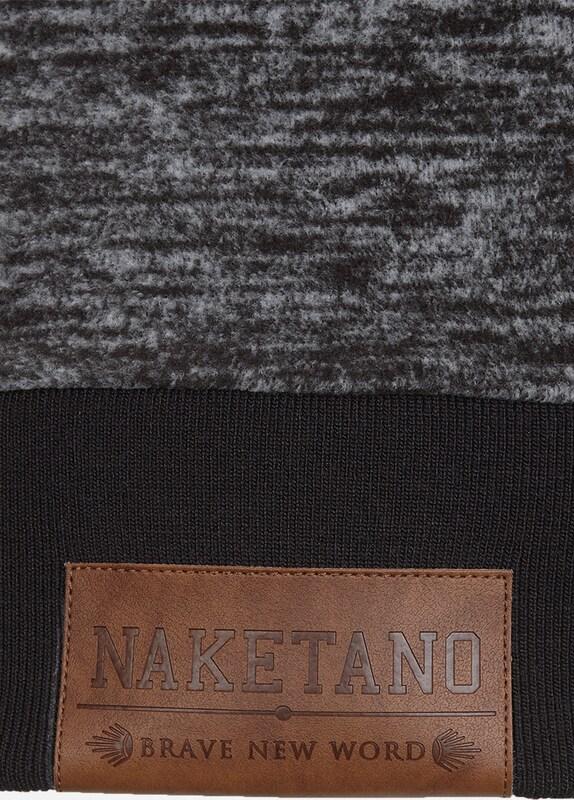 naketano Female Zipped Jacket Hamza Bau Ma J