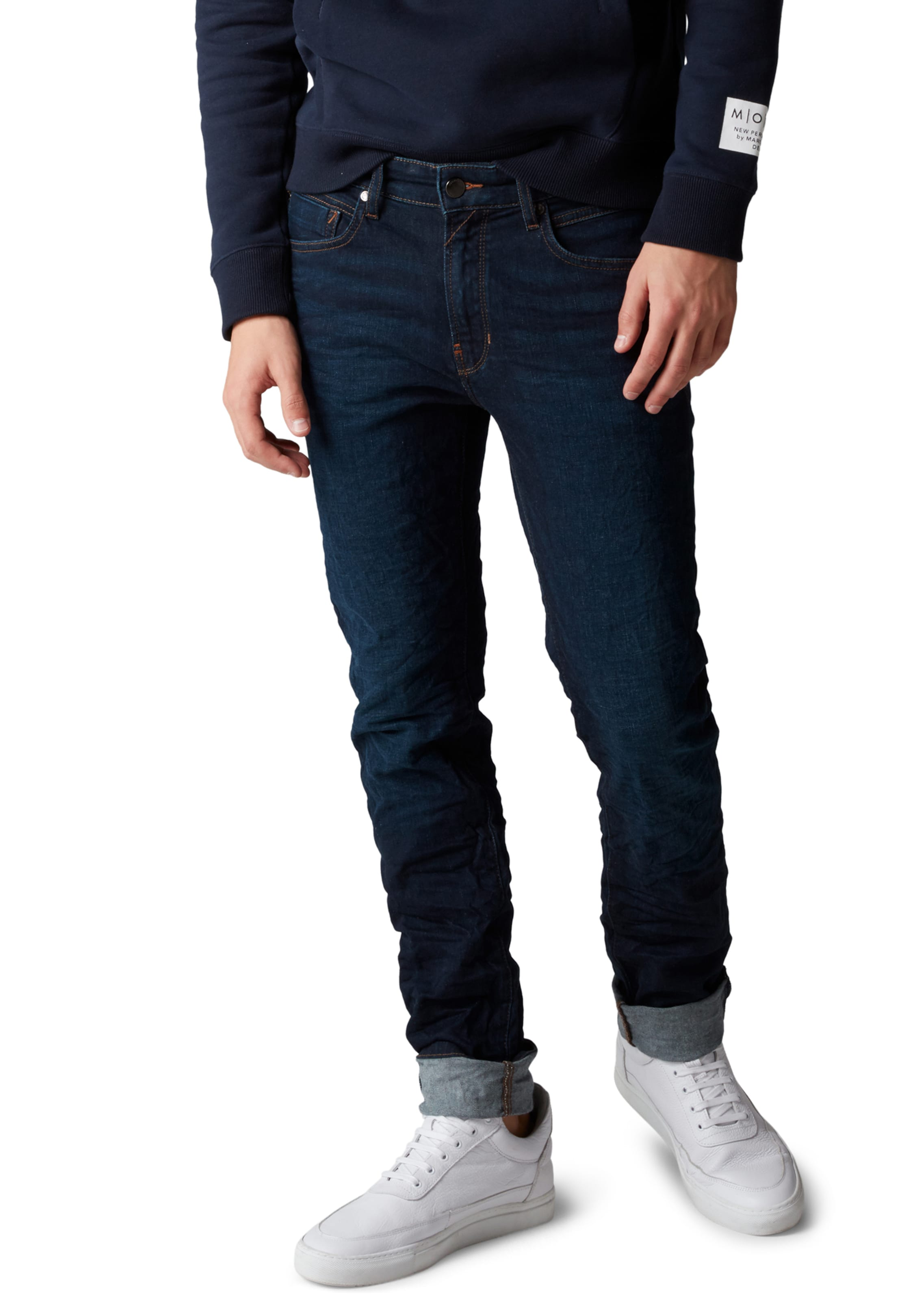 O'polo Marc Jeans In Vidar Nachtblau Slim Denim RL354jA