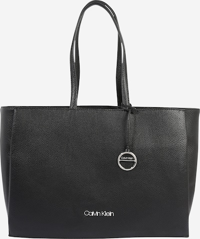 Calvin Klein Poodlemiskott 'SIDED SHOPPER W/ LAPTOP SLEEVE' must, Tootevaade