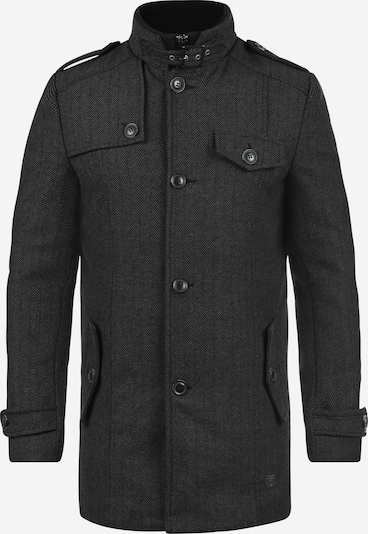 INDICODE JEANS Kurzmantel 'Brandan' in schwarz, Produktansicht