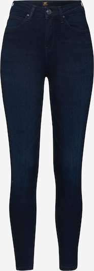 Lee Jeans 'Scarlett High Zip' in blau, Produktansicht