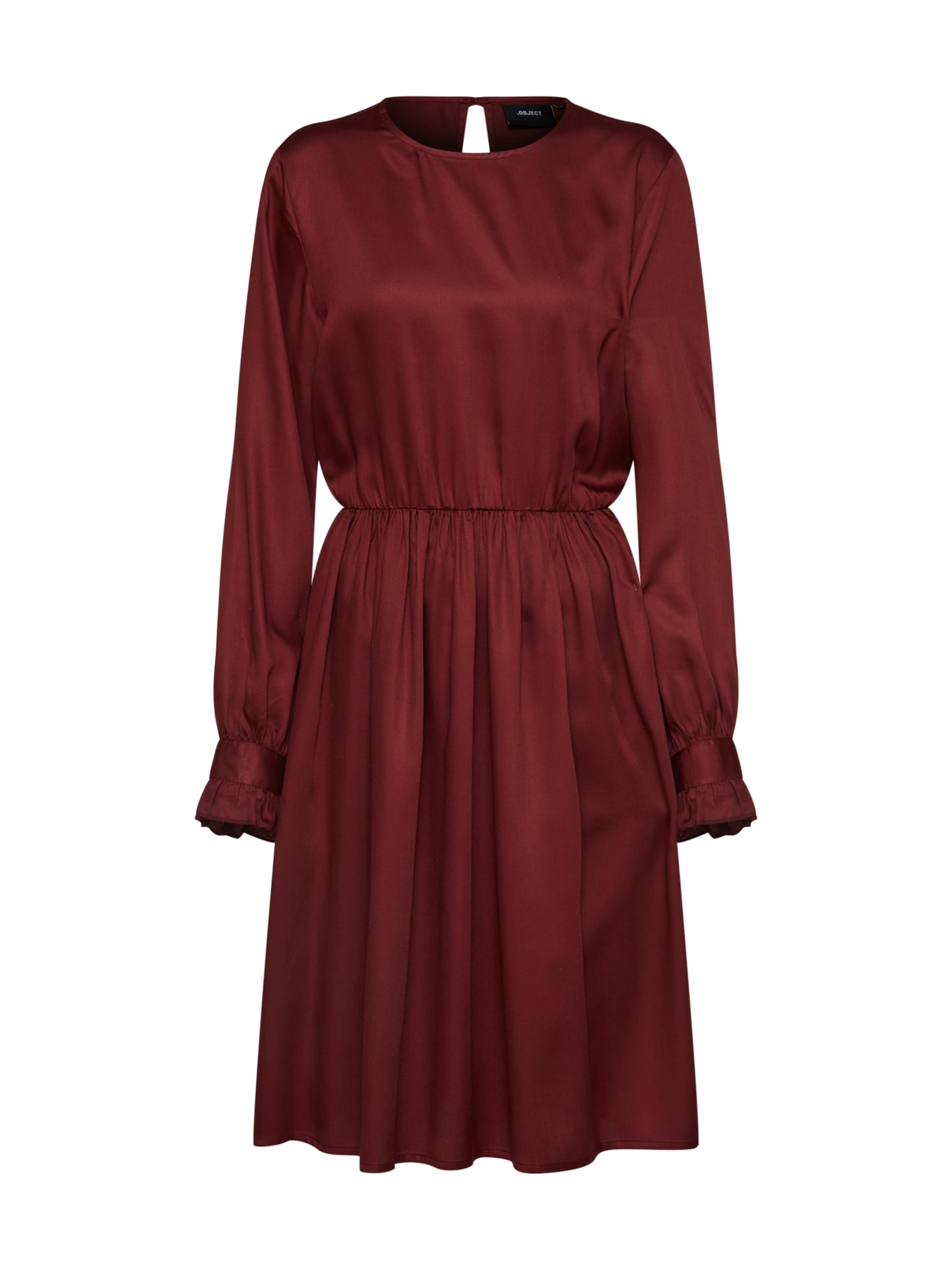 chemise En Object Robe chemise Object Robe En Bordeaux j3RLq54A