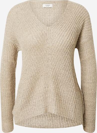 JACQUELINE de YONG Pullover 'Megan' in hellgrau, Produktansicht