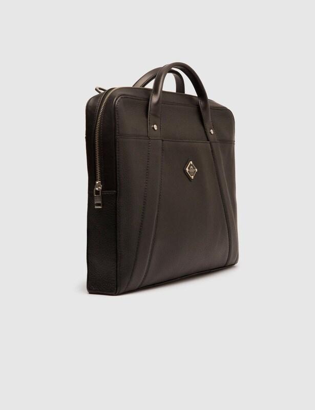 J.lindeberg Ledermix Bag