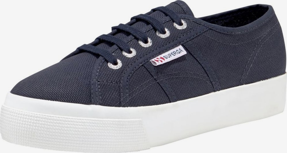 SUPERGA Sneaker in navy, Produktansicht