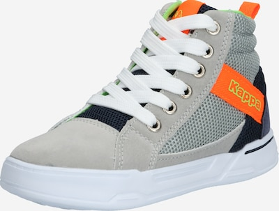 KAPPA Sneaker in grau / orange, Produktansicht