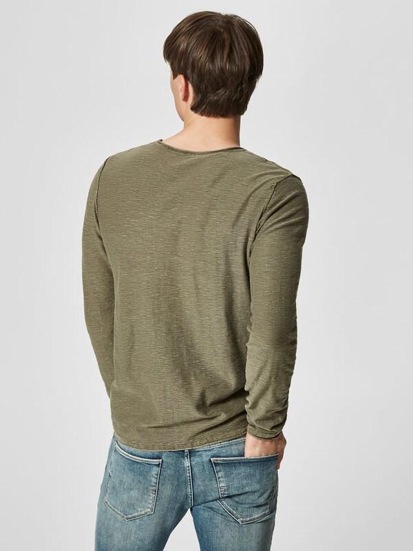 SELECTED HOMME Crew-Neck Sweatshirt