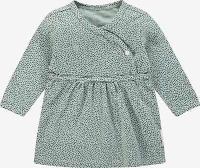 Noppies Kleid 'Mattie' in dunkelgrau / mint, Produktansicht