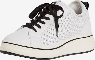 TAMARIS Sneaker in schwarz / weiß, Produktansicht