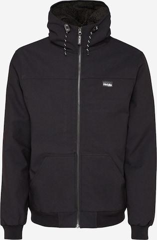 Iriedaily Between-season jacket in Black