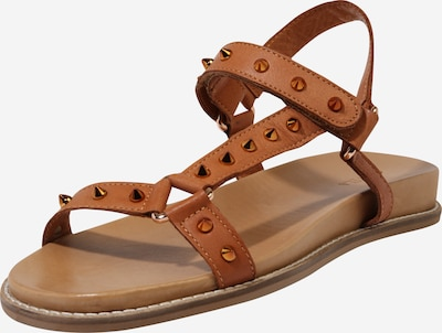 Carvela by Kurt Geiger Strap sandal 'KILTER' in Beige / Cognac, Item view