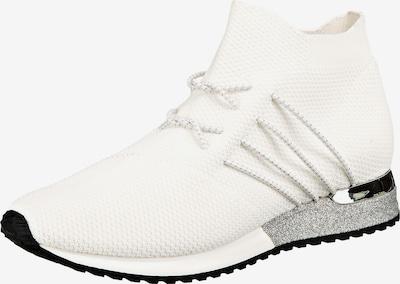 LA STRADA Sneaker in silber / offwhite, Produktansicht
