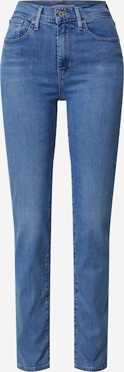 LEVI'S Jeans '724™ High Rise Straight' in blue denim, Produktansicht