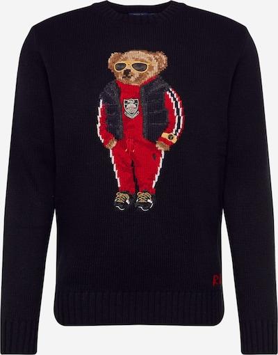 POLO RALPH LAUREN Sweter w kolorze czarnym, Podgląd produktu