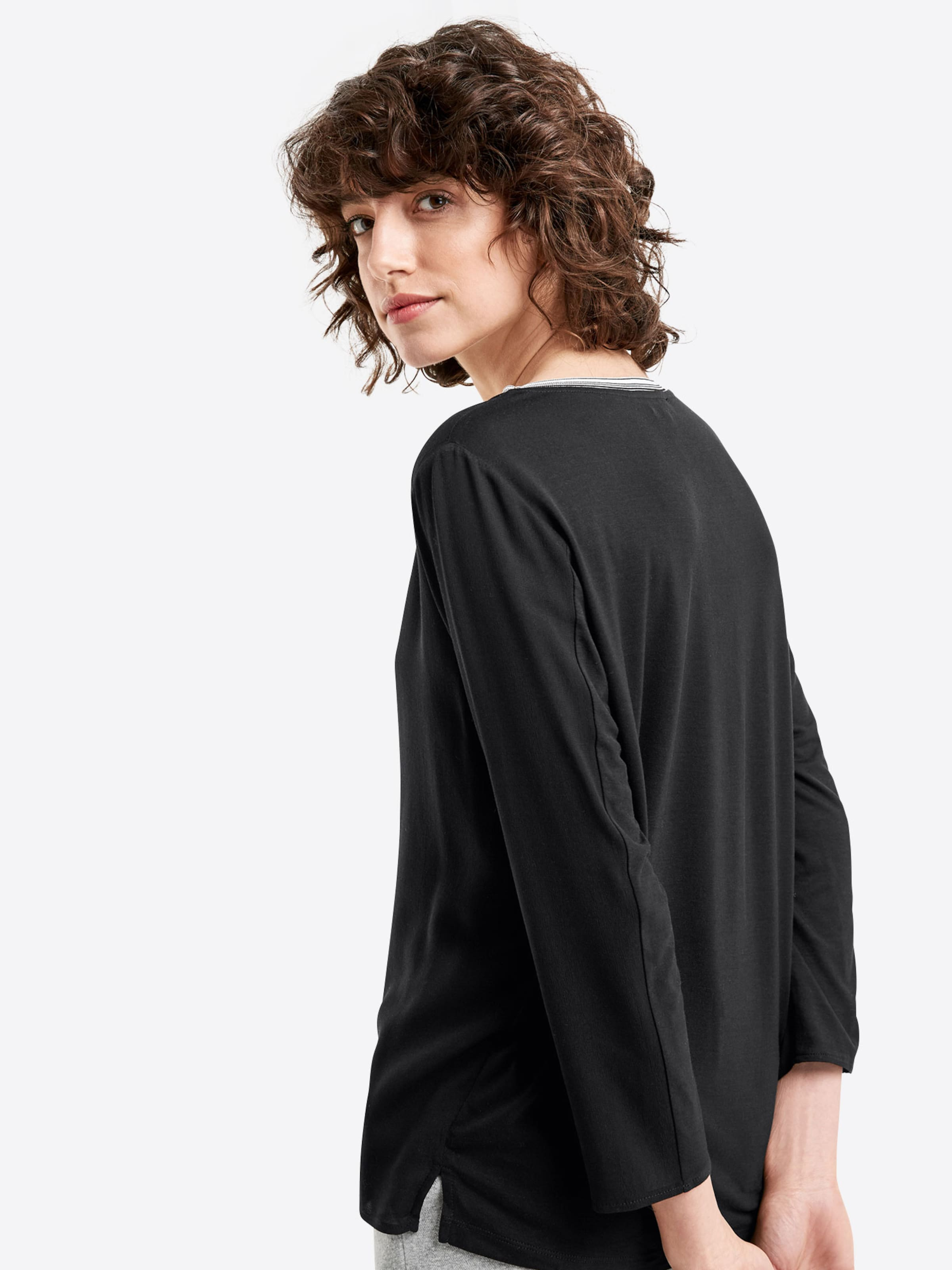 In Bluse Talkabout Bluse In 'crepe' Talkabout 'crepe' Navy IDWHE29