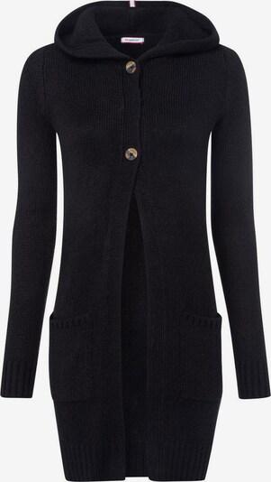 KangaROOS Strickjacke in schwarz, Produktansicht