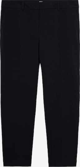 VIOLETA by Mango Pantalon à plis en noir, Vue avec produit