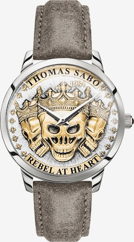 Thomas Sabo Uhr in Grau