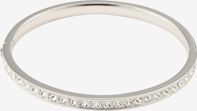Ted Baker Ring 'CLEMARA: HINGE CRYSTAL BANGLE' in de kleur Zilver, Productweergave