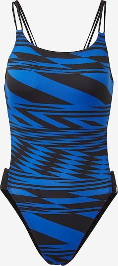 ADIDAS PERFORMANCE Badeanzug in blau / schwarz, Produktansicht