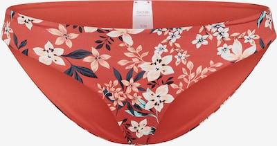 Skiny Slip 'Desert Flower' in mischfarben / koralle, Produktansicht