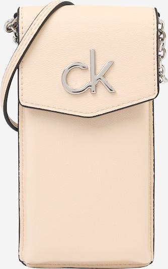 Calvin Klein Umhängetasche 'RE-LOCK PHONE POUCH' in sand, Produktansicht