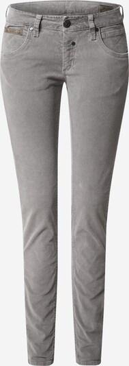 Herrlicher Pantalon en gris denim, Vue avec produit