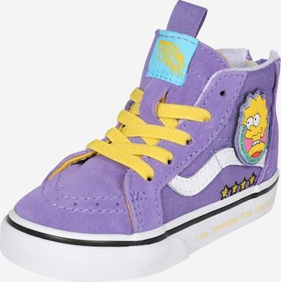 VANS Sneaker 'THE SIMPSONS' in helllila / mischfarben, Produktansicht