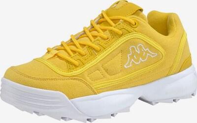 KAPPA Sneaker 'RAVE SUN' in gelb, Produktansicht