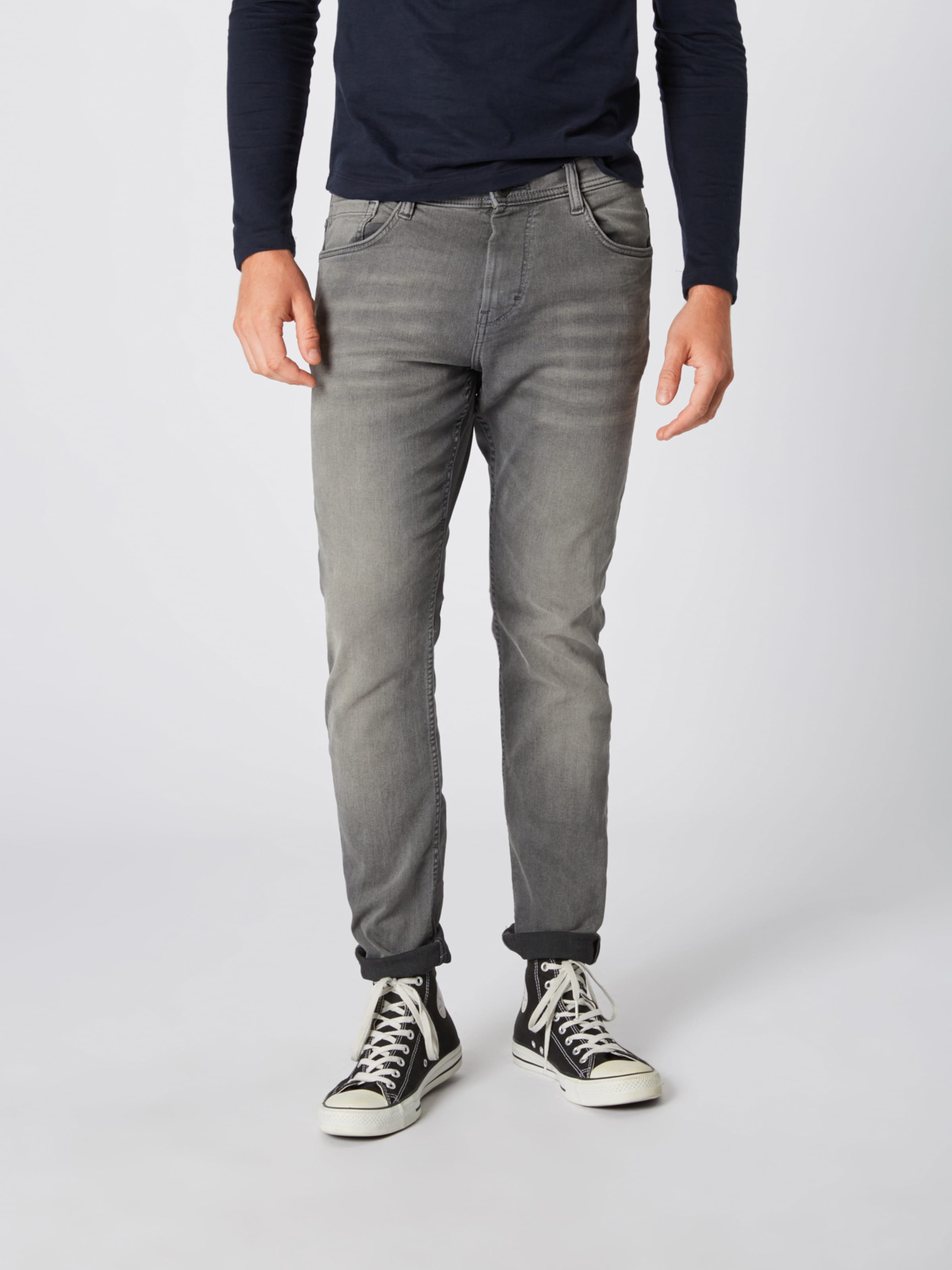 In Grey Jeans Tailor 'josh' Denim Tom nPkX80wO