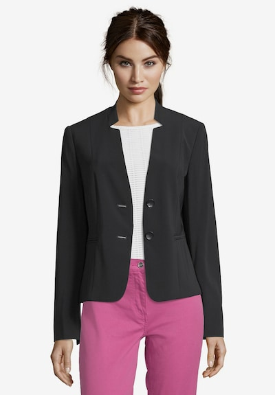 Betty Barclay Blazer in schwarz, Modelansicht
