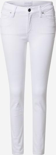 Calvin Klein Jeans Jean 'CKJ 011' en blanc, Vue avec produit