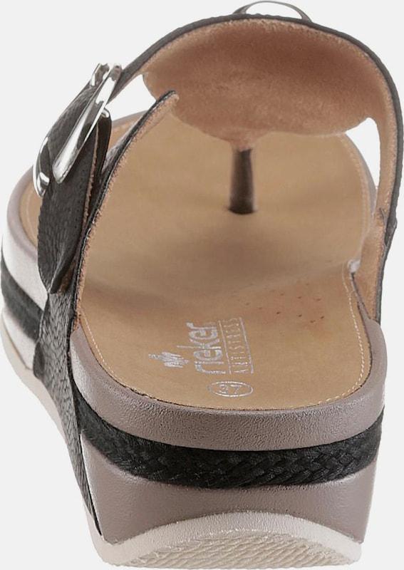 Haltbare Mode billige Schuhe Gut RIEKER | Sandale Schuhe Gut Schuhe getragene Schuhe 131369