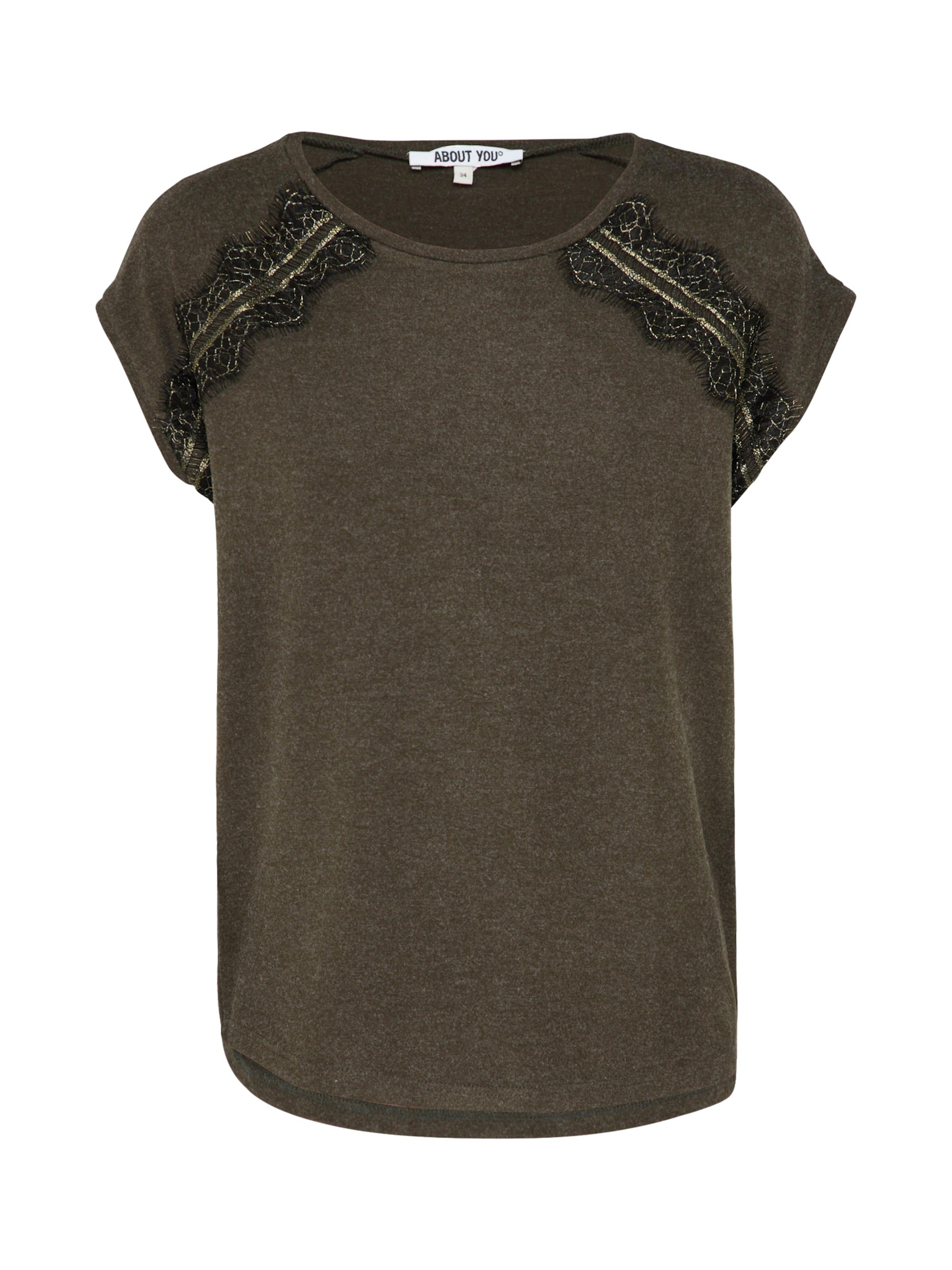Shirt Olijfgroen Olijfgroen In Shirt 'naja' 'naja' Shirt Olijfgroen 'naja' In In FlJ3K1Tc