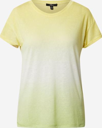 Mavi Shirt 'TIE DYE' in gelb, Produktansicht