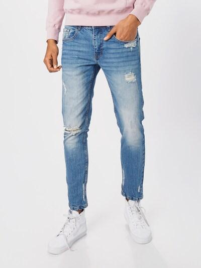 Redefined Rebel Jeansy 'Stockholm Destroy' w kolorze niebieski denimm, Podgląd na modelu(-ce)