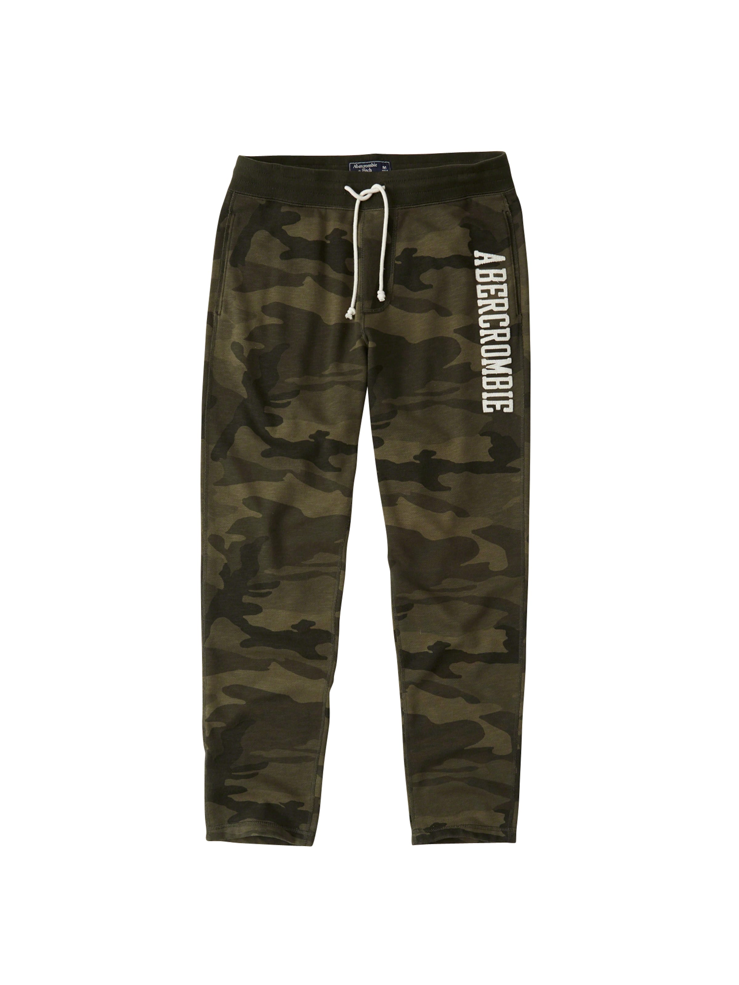Abercrombieamp; Pantalon Olive Logo Camo' 'forever En Fitch Classic Pant ON0ymwv8n