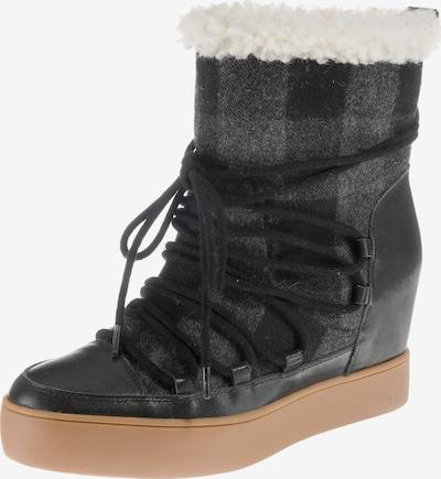 Shoe The Bear Keilstiefeletten in schwarz, Produktansicht