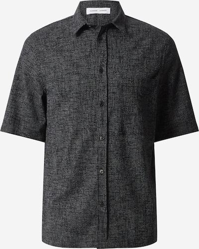 Samsoe Samsoe Hemd 'Taro' in schwarz, Produktansicht