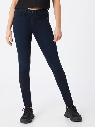 G-Star RAW Jeans 'Lhana' in de kleur Donkerblauw, Modelweergave