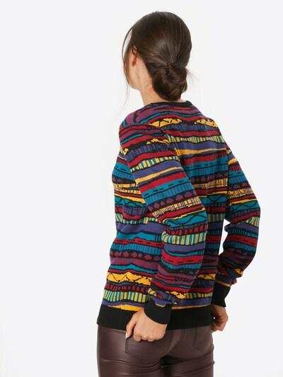 Iriedaily Pullover 'Rudy Knit' in mischfarben: Rückansicht
