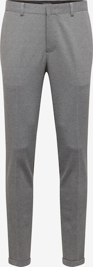 Pantaloni cu dungă 'NOOS B' SELECTED HOMME pe gri amestecat, Vizualizare produs