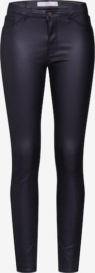 JACQUELINE de YONG Pantalon 'THUNDER' en noir: Vue de face