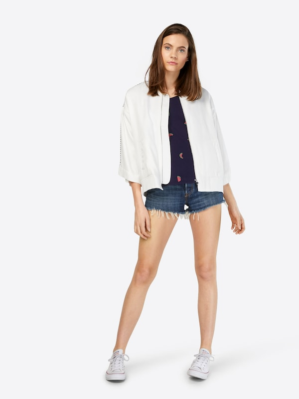 Foncé Stuff Rouge T shirt MarineVert Bleu En White 354jRLA